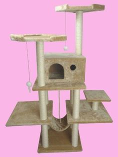 "70"" Cat Tree Condo Furniture Scratch Post Pet House 11B by BestPet, http://www.amazon.com/dp/B003XLS2YO/ref=cm_sw_r_pi_dp_9rG1qb1YNSM2P"