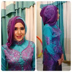 Model Hijab Kebaya Modern