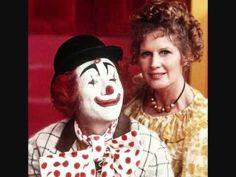 Jaren '60 Pipo de clown lied Jeugd sentiment, geweldig!
