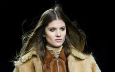 Tendências de beleza das semanas de moda outono inverno 2014 - iG