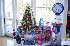 Toys and gifts to go under the tree at Coconut Kidz