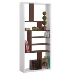 "Hokku Designs Coppar 71"" Bookcase"