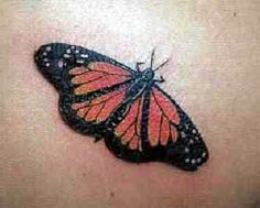 This would b nice for my cover up on my wrist.  The butterfly would be pink tho.