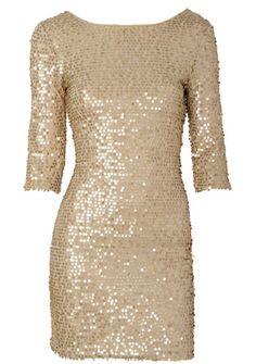 Karen Sequin Dress $49.99.. New Years Eve perfect!