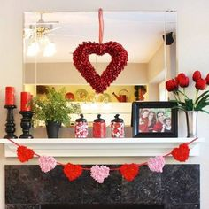 Valentines Day House Decorations Interior Design Ideas Style Homes