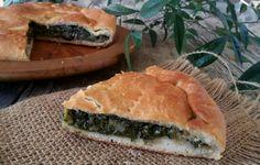 Pizza con l'erba, ricetta della tradizione Irpina