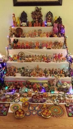 2013 Golu at my home.
