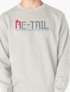 Re-Tail Store Logo Sweatshirt