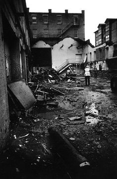 Fac 51, The Hacienda, Being Demolished. By Love Of Carnage!