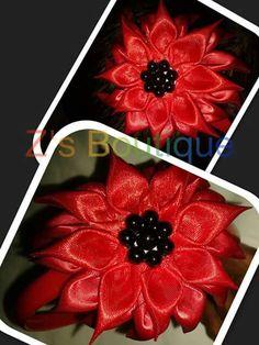 Red Dhalia