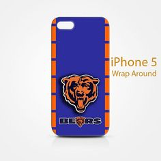 NFL Chicago Bears IPhone 5/5S Case_1