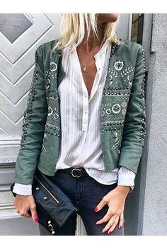 fall coats for women casual Top Fashion, Fashion Outfits, Womens Fashion, Fashion Tips, Fashion Trends, Jackets Fashion, Style Fashion, 2000s Fashion, Petite Fashion