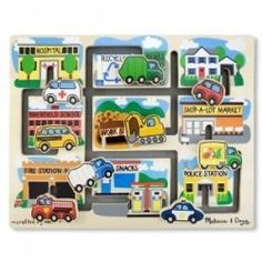 Melissa and Doug puzzles are very popular with kids and make great gifts for birthdays and Christmas. Melissa and Doug puzzles are available in...