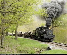 RailPictures.Net Photo: CSRR 11 Cass Scenic Railroad Shay at Cass, West Virginia by Michael Summers