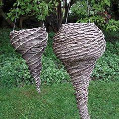 Blumenkorb - hängend