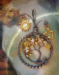 My Sun and Stars, Moon of my Life by RachaelsWireGarden.deviantart.com on @deviantART