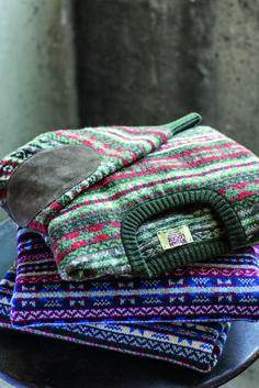 LODENFREY | Masculin Journal F/W 2014 William Lockie-Knit #Menswear www.lodenfrey.com