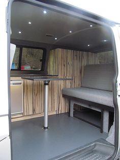 VW T5 Camper Conversion