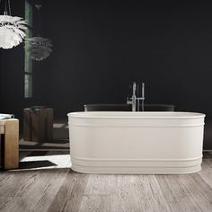 DADO Olivia freestanding bath - Classic bath design DADO is able to manufacture products according to the latest needs and trends - Just Bathroomware Sydney