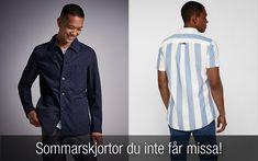 e8bd10f019e Här har du 12 riktigt snygga herrskjortor! Dags att köpa ny sommarskjorta