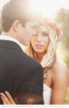 Jakeh & Leah {Nature Lovers} | {Pretty Weddings, Real Love} | The Pretty Blog