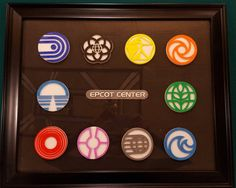 Vintage Epcot coaster Set - $4.49 Perfect for any Disney fan to add to their collection. Bring a little bit of the Happiest Place on Earth to your home. Disney World Gifts, Epcot Center, Disney Images, Disney Love, Disney Stuff, Vintage Disney, Disney Inspired, Coaster Set, Disneyland