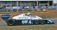 Tyrrell-Cosworth P34 from Supermac1961