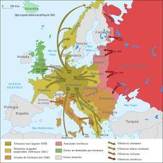 Segunda Guerra Mundial Hechos Históricos ► http://historiauniversal.carpetapedagogica.com/2015/05/segunda-guerra-mundial-hechos-historicos.html