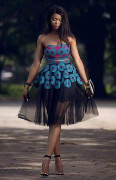 37 Native Ankara Styles Attires For Nigerian Ankara Styles Catalogue 2019 African Prom Dresses, Ankara Dress Styles, African Dresses For Women, African Attire, Ankara Gowns, African Fashion Ankara, Latest African Fashion Dresses, African Print Fashion, Africa Fashion