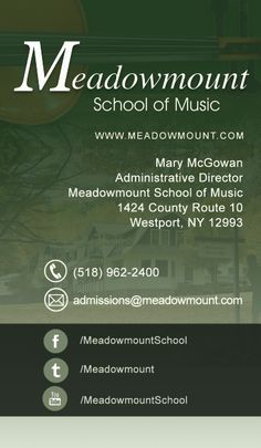 Sample Business Card You Tabe, Sample Business Cards, School