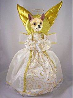 Border Terrier Angel 14 Tree Topper >>> This is an Amazon Affiliate link. Click image to review more details.