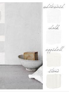 Bauwerk favourites Whites Natural Lime Paint Est Magazine