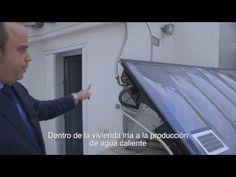 Captadores solares integrados | Agenda de la Construcción Sostenible