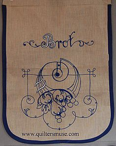 german embroidery pattern