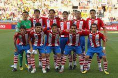 team paraguay- 2010
