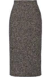 Pedro del Hierro MadridWool-blend tweed pencil skirt