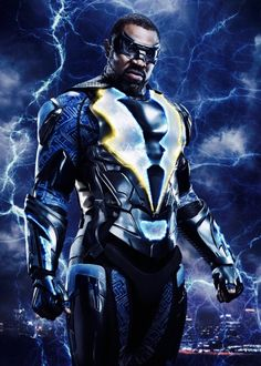 The CW has released a new batch of promotional images featuring Black Lightning, Jefferson Pierce, Tobias Whale, Lady Eve, and more. Black Lightning Tv Show, Black Lightning Static Shock, Thunder And Lightning Storm, Tampa Bay Lightning, Cress Williams, Injustice 2, Luke Cage, The Cw, Lightning Final Fantasy Xiii