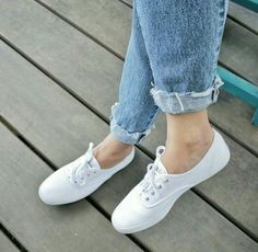 Women S Golf Shoes Clearance Code: 1587282257 Keds Shoes Outfit, Sneakers Fashion, Fashion Shoes, White Keds, Taylor Swift Outfits, Adidas Sneakers, Shoes Sneakers, Keds Champion, Vans Girls