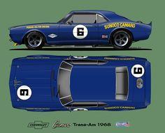 Chevy Camaro 1968