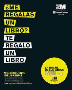 """""""La Noche de los Libros"""". Teatro"""