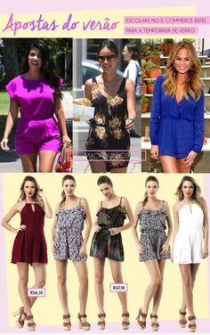 Fast fashion online: Apostas pro verão com Kefel - Fashionismo