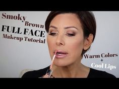 Alluring Summer Time Make-up Methods – Prepare To Glow! Red Lipstick Makeup, Contour Makeup, Eyebrow Makeup, Contouring, Best Face Makeup, Full Makeup, Dominique Sachse, Nice Lips, Brow Pomade