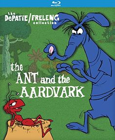 John Byner & Friz Freleng - Ant and the Aardvark, The 17 Cartoons Old School Cartoons, Retro Cartoons, Vintage Cartoon, Classic Cartoons, Retro Vintage, Famous Cartoons, Classic Cartoon Characters, Favorite Cartoon Character, Cartoon Tv