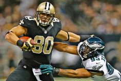 Saints handle struggling Eagles 28-13