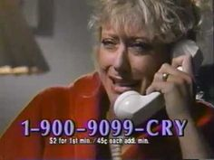1-900-CRY TV Commercial