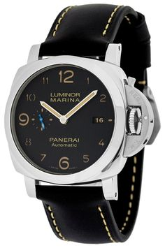 de63aa33761 Buy this authentic PAM01359 Panerai Luminor Marina 1950 3 Days Automatic  Acciaio Watch On Sale at