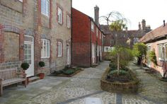 Approached through an archway into a mews style courtyard, 8 Angel Yard is a spacious and very well presented first floor apartment set in a private gated development. Gate, Angel, Flooring, Holiday, Style, Swag, Vacations, Portal, Wood Flooring