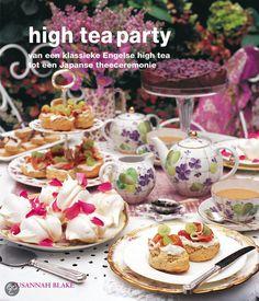 High tea party (boek)