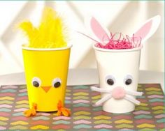 Easter Arts and Crafts: 6 Ideas For You And Your Kids To Enjoy