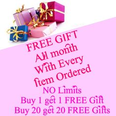 Valentine's Day Sale Receive a FREE GIFT all Month of February with every item ordered no limits buy 1 get 1 free gift, buy 20 get 20 free gifts  FREE SHIPPING! NEW!! Check out the DISCOUNTS at our Amazon Store Spend $20 and get 10% off total Order at our Bonanza store Spend $20 and get 10% off total Order at our eBay store Check out our Men's Clothes at our eBay & Bonanza Stores www.stores.ebay.com/LadyConstanZe       www.amazon.com/shops/Lady_ConstanZe_Apparel…